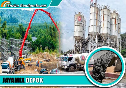 harga beton jayamix Depok