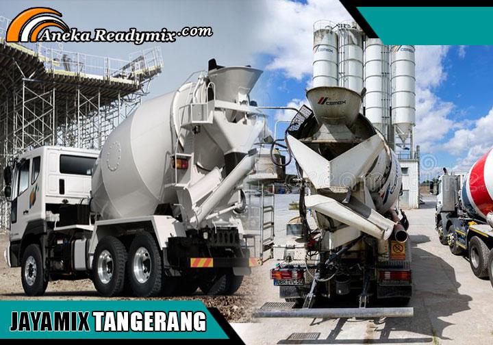 Harga Beton Jayamix Tangerang Per M3 September 2021 - Batching Plant Terdekat