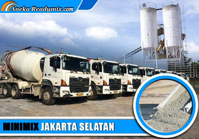 harga beton minimix Jakarta Selatan